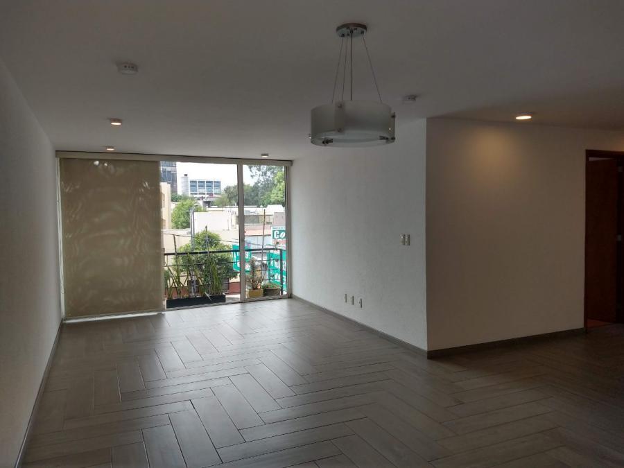 Foto Departamento en Renta en Cuauht�moc, Distrito Federal - 120 m2 - $ 26.500 - DER279002 - BienesOnLine