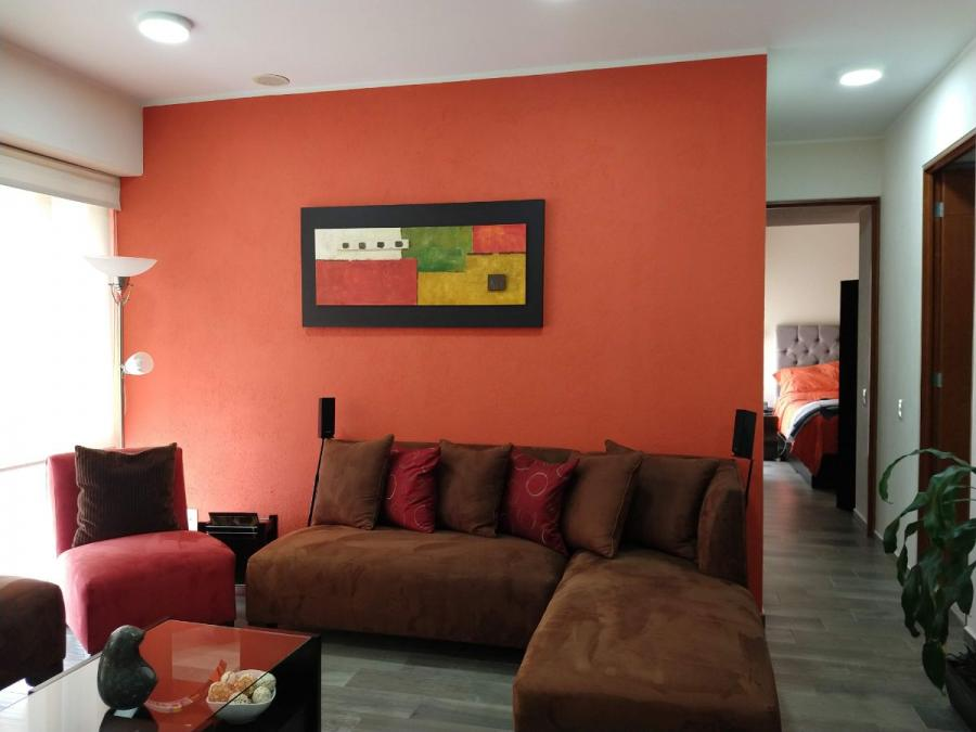 Foto Departamento en Venta en Colonia An�huac, Miguel Hidalgo, Distrito Federal - 83 m2 - $ 4.500.000 - DEV271777 - BienesOnLine