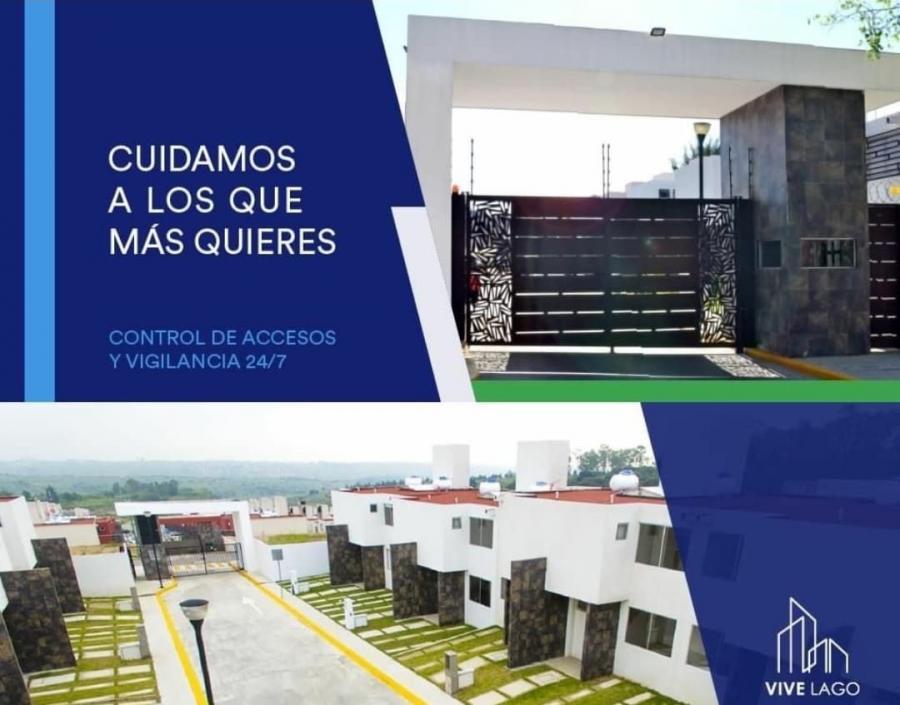 Foto Casa en Venta en el lago residencial, Nicol�s Romero, Mexico - $ 1.340.000 - CAV286178 - BienesOnLine