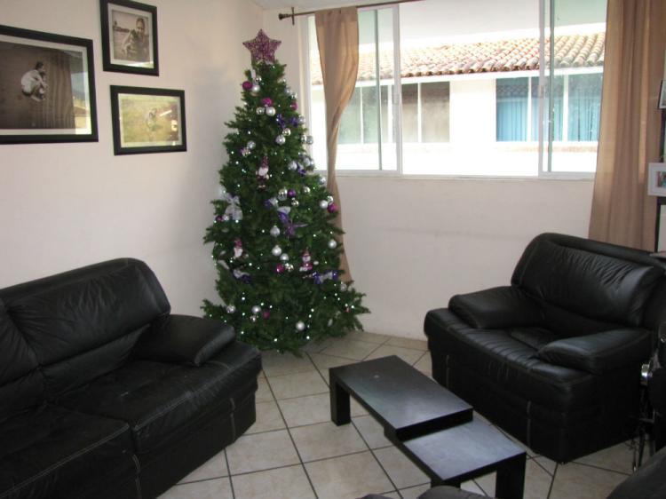 Lindo y c modo departamento para navidad y a o nuevo de146115 for Departamentos decorados para navidad