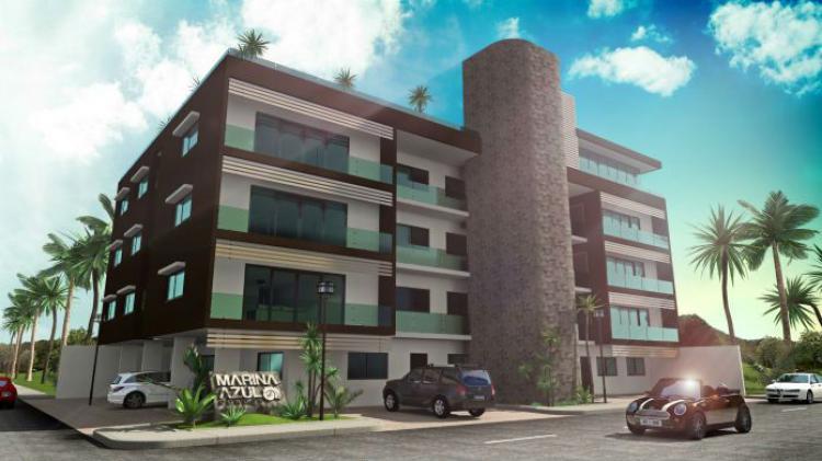 Lujosos condominios en Marina Azul Mazatlán DEV127059