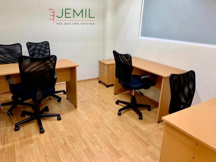 Oficina en Renta en Cuauhtémoc
