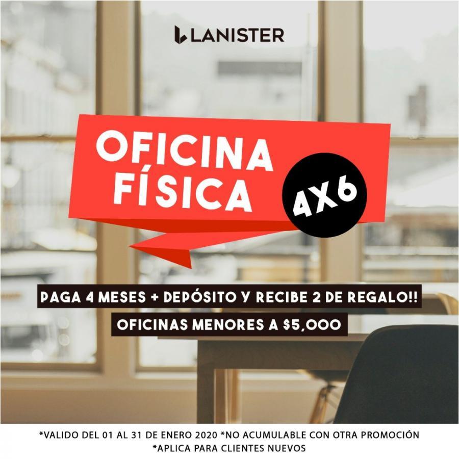 Oficina en Renta en Aguascalientes
