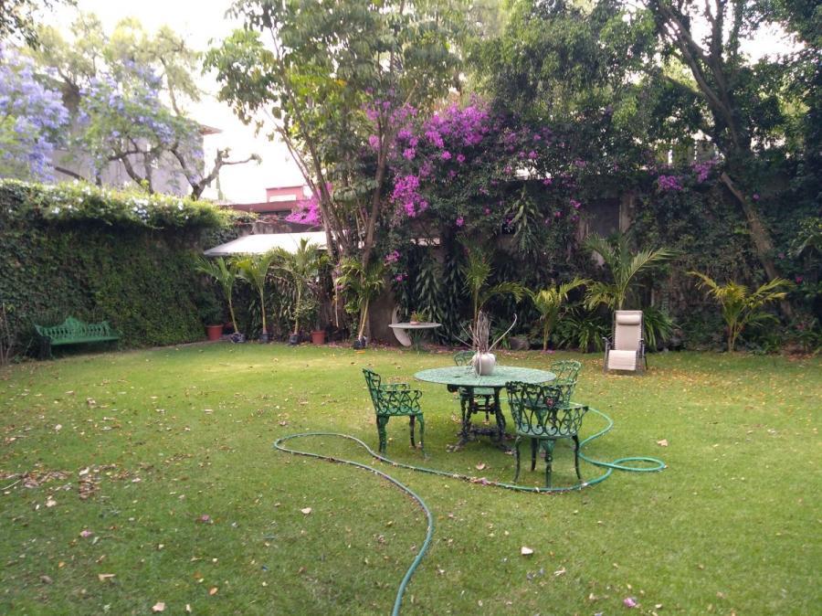 Foto Departamento en Renta en JARDINES DEL PEDREGAL DE SAN ANGEL, Alvaro Obreg�n, Distrito Federal - 50 m2 - $ 9.000 - DER276321 - BienesOnLine