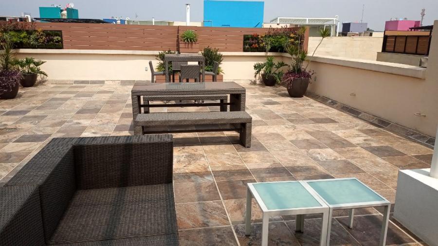 Foto PH Tres recamaras, Roof Garden