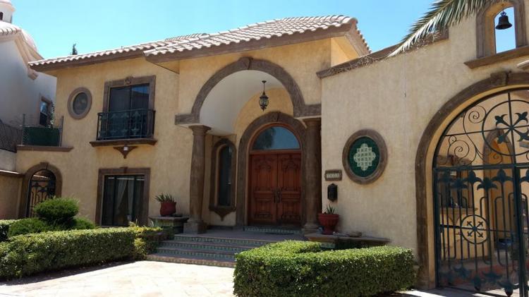 Casa Fuentes Del Seminario Juarez - Fuentes-exterior
