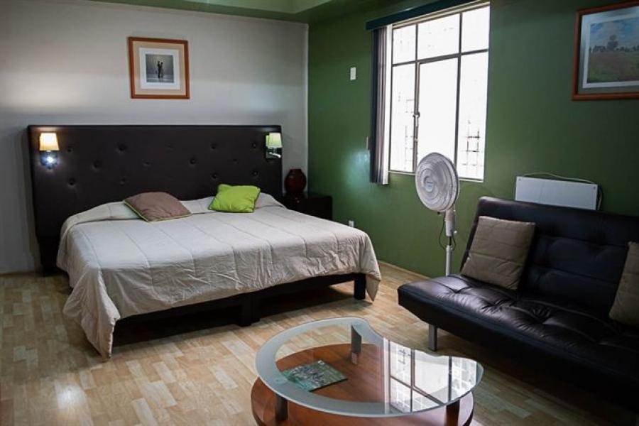 Foto Departamento en Renta en Anzures, Miguel Hidalgo, Distrito Federal - 32 m2 - $ 16.000 - DER273548 - BienesOnLine