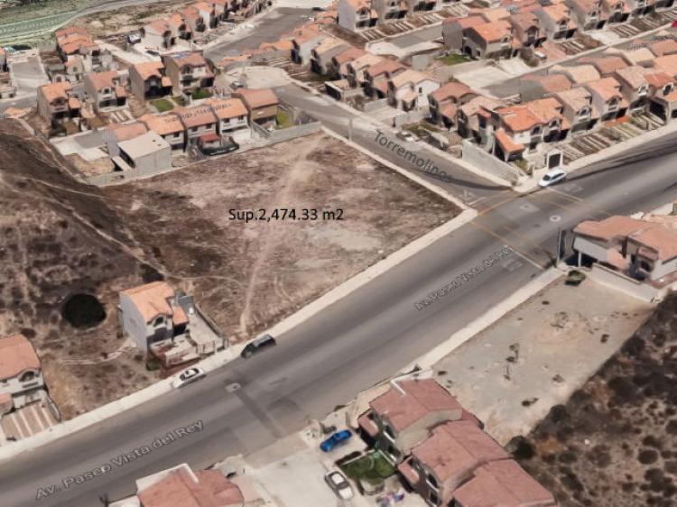 Foto Se vende terreno en esquina en Urbiquinta Versalles, Tijuana