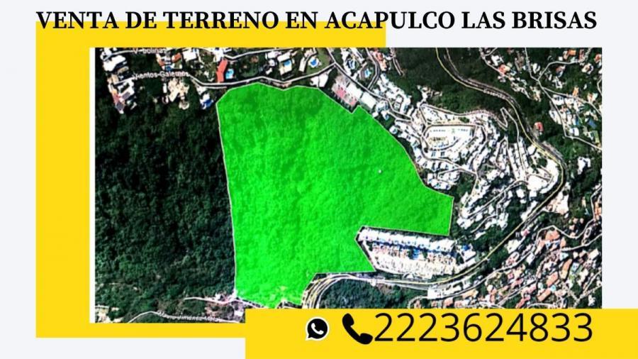 Foto Terreno en Venta en las brisas, Acapulco de Ju�rez, Guerrero - 20321 hectareas - $ 200.168.745 - TEV276163 - BienesOnLine