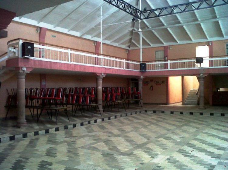 Vendo Rento Salon De Eventos Cerro De La Estrella Iztapalapa