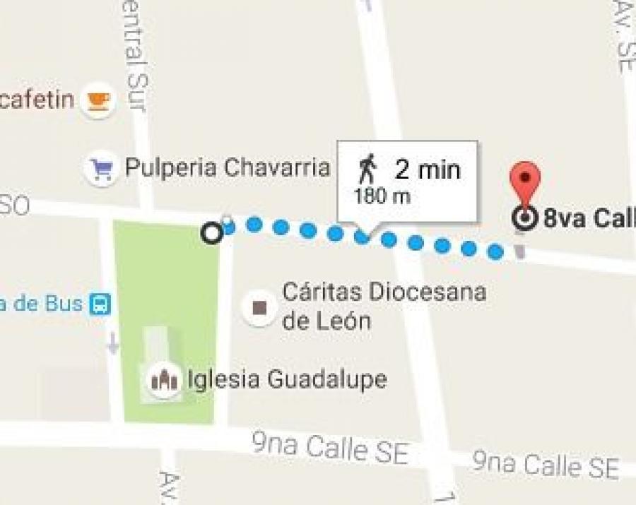 Foto Casa en Venta en Guadalupe, Le�n, Le�n - U$D 48.000 - CAV489 - BienesOnLine