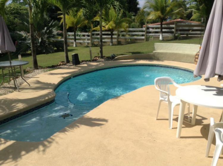 se vende o alquila casa en coronado con piscina 4