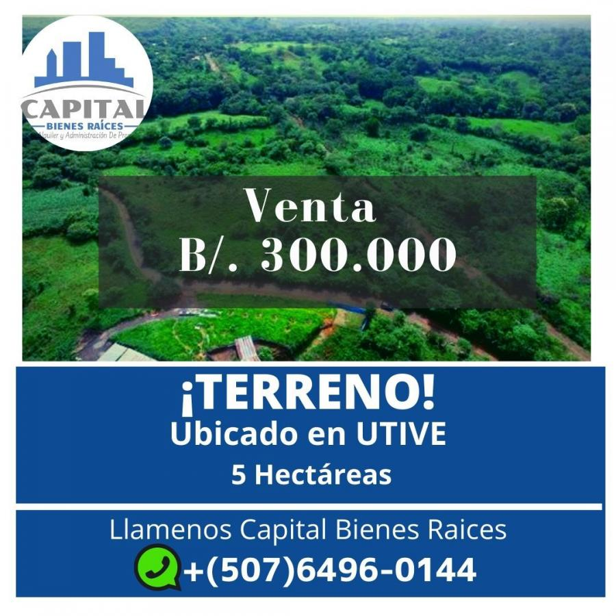 Foto Terreno en Venta en Pacora, Panam� - 5 hectareas - U$D 300.000 - TEV32647 - BienesOnLine