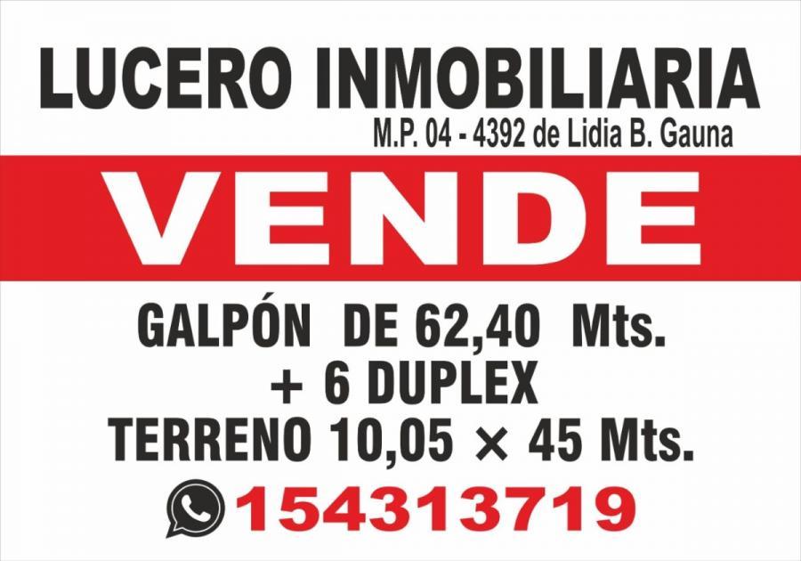 Foto Varios en Venta en Industrial, Rio Cuarto, C�rdoba - U$D 160.000 - VAV107591 - BienesOnLine