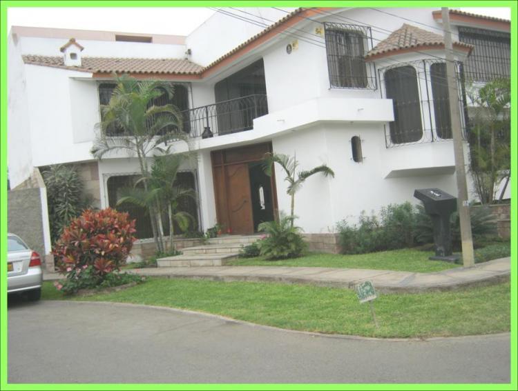 Casa en calle bilbao la molina cav9447 for Calle jardines bilbao