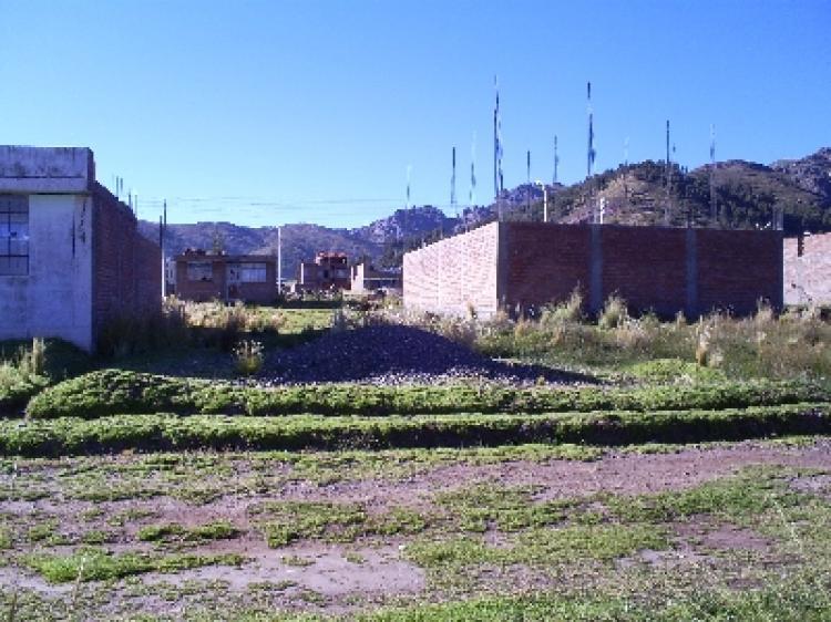 Terreno En La Urb Ciudad Jardin De Puno Jallihuaya Tev9652