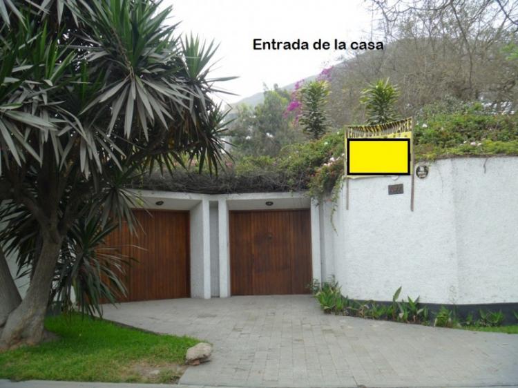 Venta De Terreno Con Parametros Frente Al Club Golf Los Incas En