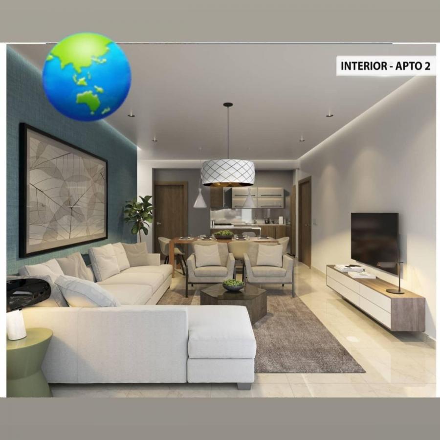 Foto Apartamento en Venta en 0, Santo Domingo de Guzm�n, Distrito Nacional - U$D 110.000 - APV12105 - BienesOnLine
