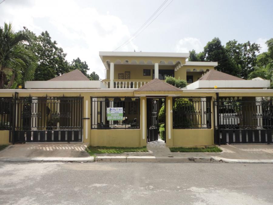 Foto Casa en Venta en LLANOS DE GURABO, Santiago de los Caballeros, Santiago - $ 11.000.000 - CAV14689 - BienesOnLine