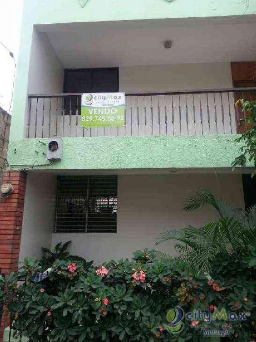 Foto Casa en Venta en MAXIMO GOMEZ, Santiago de los Caballeros, Santiago - $ 7.800.000 - CAV13806 - BienesOnLine
