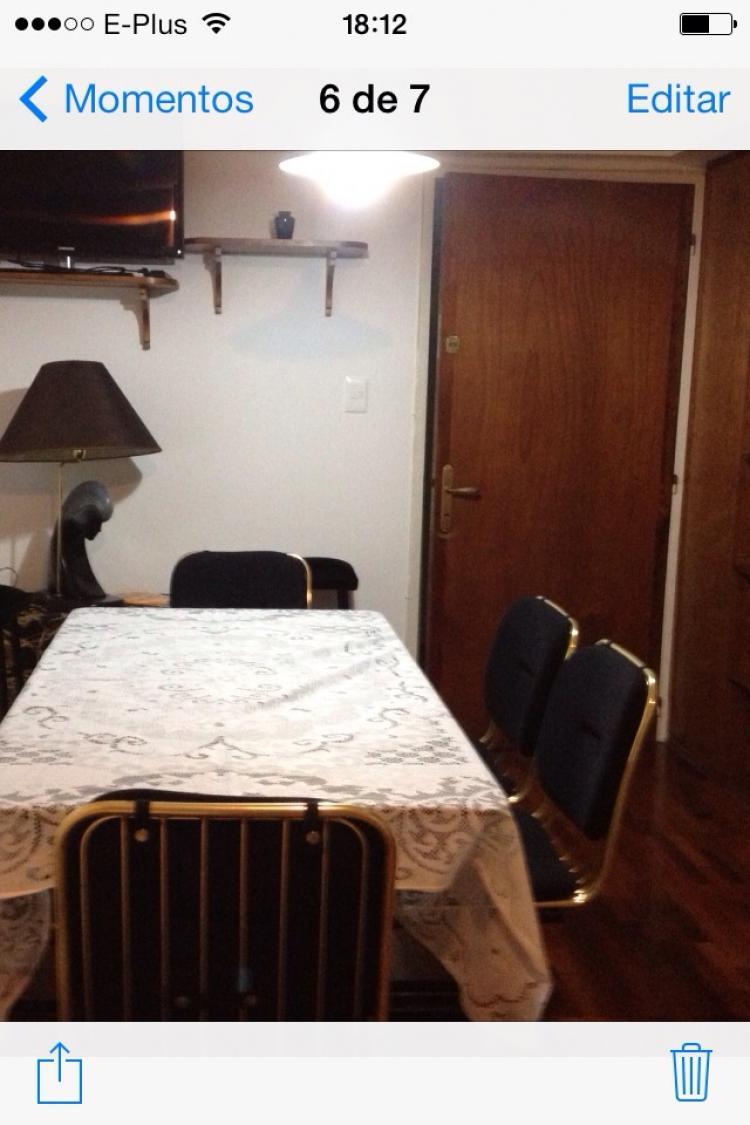 Fotos de alquilo en pocitos precioso apto con muebles al for Avenida muebles uruguay