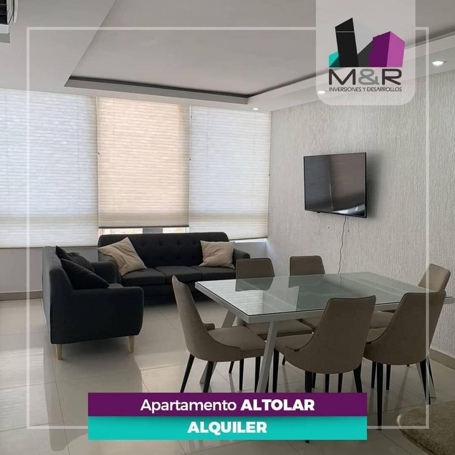 Foto Apartamento en Alquiler en Ciudad Guayana, Bol�var - U$D 500 - APA151536 - BienesOnLine