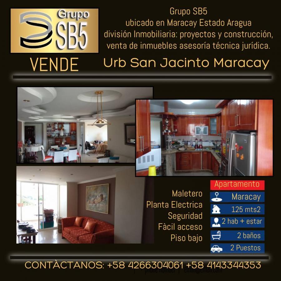 Foto Apartamento en Venta en Municipio Girardot, Maracay, Aragua - U$D 120.000 - APV147334 - BienesOnLine