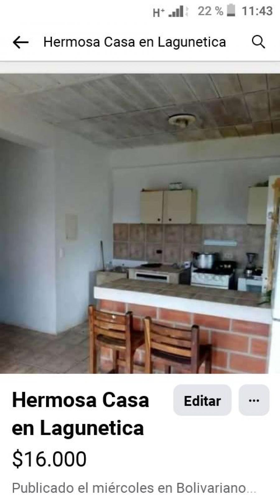 Foto Casa en Venta en Los Teques, Miranda - U$D 17.000 - CAV138496 - BienesOnLine