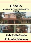 Quinta en Venta en EL Limon Maracay