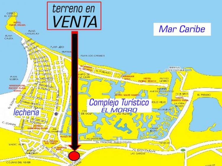 Foto Terreno en Venta en Diego Bautista Urbaneja, Lecher�a, Anzo�tegui - U$D 2.499.000 - TEV102978 - BienesOnLine