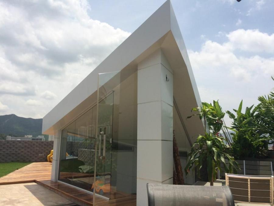 Foto EXCLUSIVO Apartamento Urb. El Parral de 130m2 m�s 130m2 de terraza  APV116780