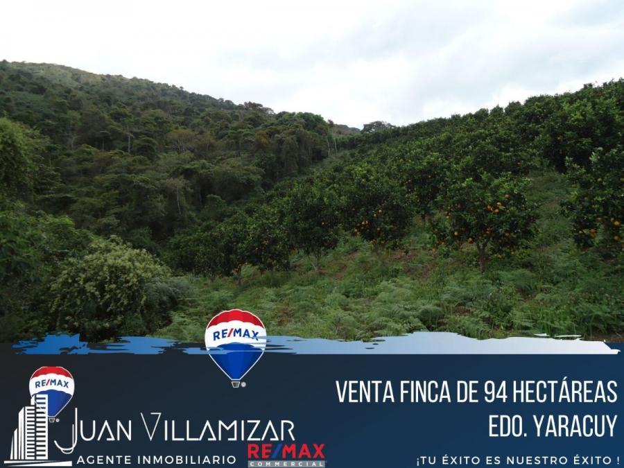 Foto Finca en Venta en Nirgua, Yaracuy - 94 hectareas - U$D 185.000 - FIV124689 - BienesOnLine