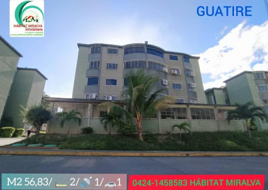 Foto Apartamento en Venta en GUATIRE, URBANIZACI�N LA SABANA frente a la urbanizaci�n EL, Miranda - U$D 11.000 - APV145906 - BienesOnLine