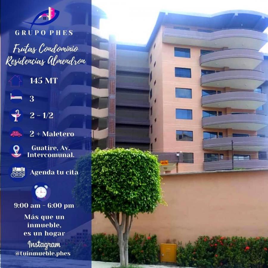Foto Apartamento en Venta en Zamora, Guarenas, Miranda - APV155444 - BienesOnLine