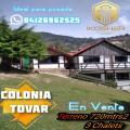 Casa en Venta en  Colonia Tovar