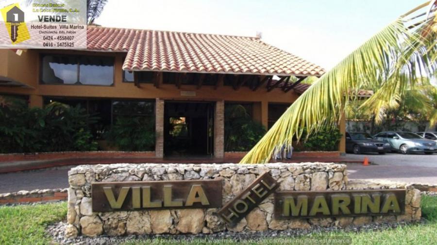 Foto Hotel en Venta en Chichiriviche, Falc�n - U$D 1.900.000 - HOV131642 - BienesOnLine