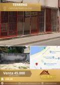Terreno en Venta en  Puerto la Cruz