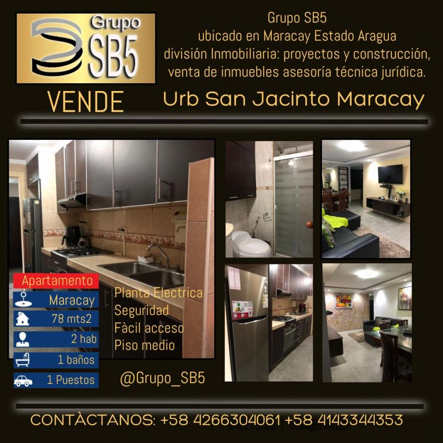 Foto Apartamento en Venta en Girardot, Maracay, Aragua - U$D 25.000 - APV147335 - BienesOnLine